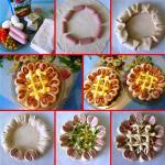домашняя пицца фото