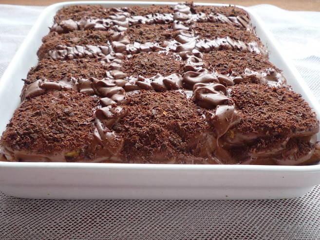 Торт по-быстрому «Лентяйка»