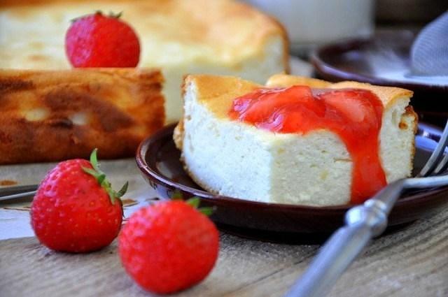 Вкусный десерт - aж слюнки текут. Творожная запеканка