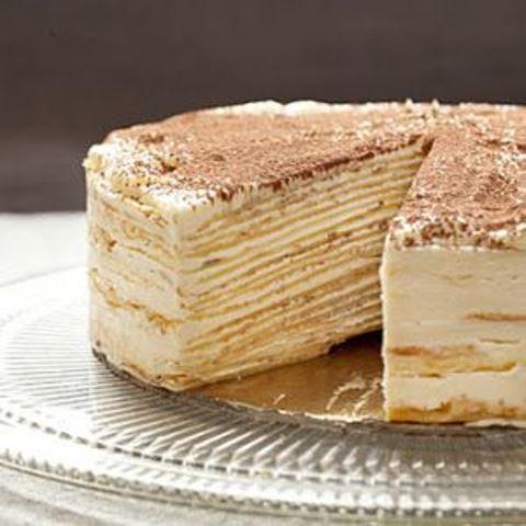 Торт «Крепвиль», самый вкусный в мире! СЪЕДАЕТСЯ ДО КРОШКИ