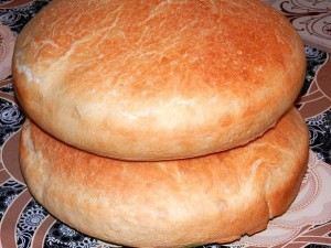 Хлеб домашний фото