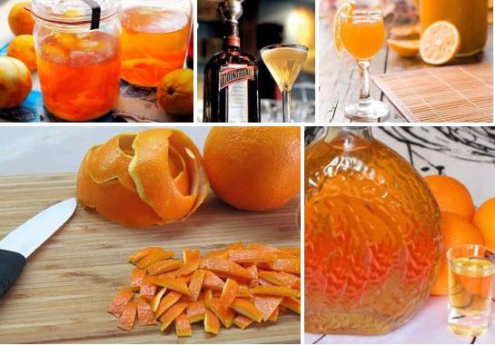 апельсиновый ликер