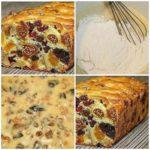 Кекс Мазурка с сухофруктами и орехами — это ароматный десерт с насыщенным, ярким вкусом, готовится очень просто и быстро.