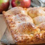 Пирог из творожного теста с яблоками - моя коронная выпека. Готовлю на все праздники. Удачный рецепт!