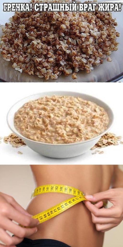 Похудение Сырая Гречка С Кефиром. Кефирно-гречневая диета для похудения