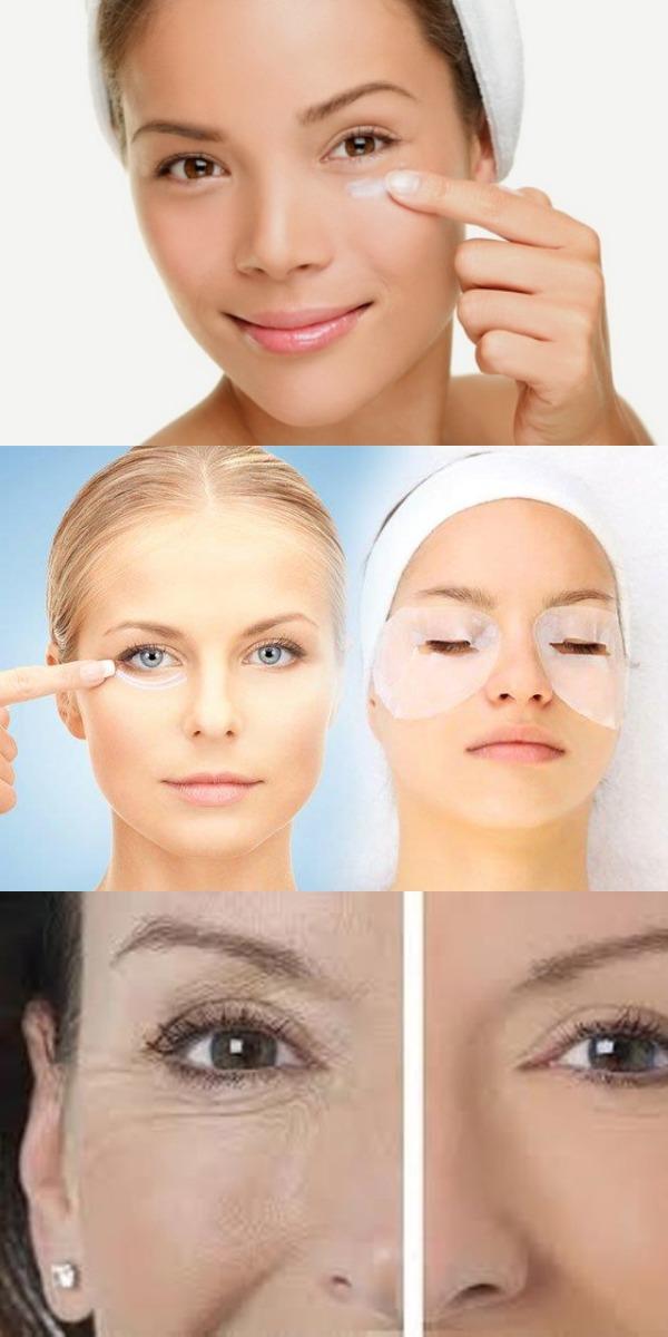Маски для кожи вокруг глаз в домашних условиях эффект, применение, рецепты
