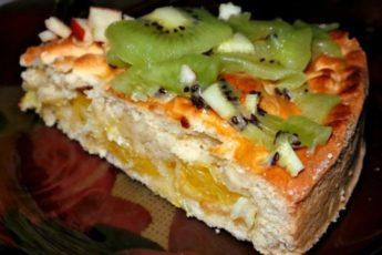 Пирог с апельсином, Очень вкусно!!!