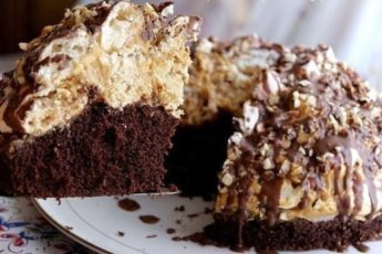 Самый вкусный торт в мире - домашний трюфельный торт