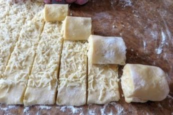 Картофельные завитушки в облаках. Так вы еще не готовили