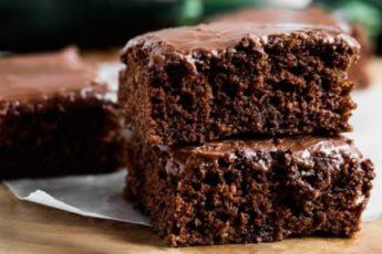 Рецепт вкуснейшего шоколадного кекса на кефире. Испеките, не пожалеете!!!