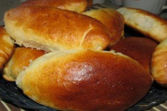 Рецепт вкусных, воздушных как пух пирожков, которые долго не черствеют 1