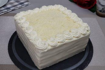 Торт Молочная девочка по-новому: домашний рецепт 1